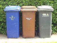Kendall Drive – bins collection | Howard Sykes