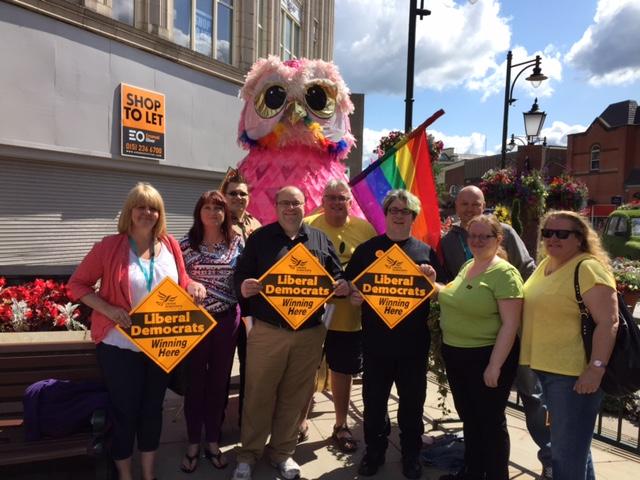 Oldham Pride 25 07 15
