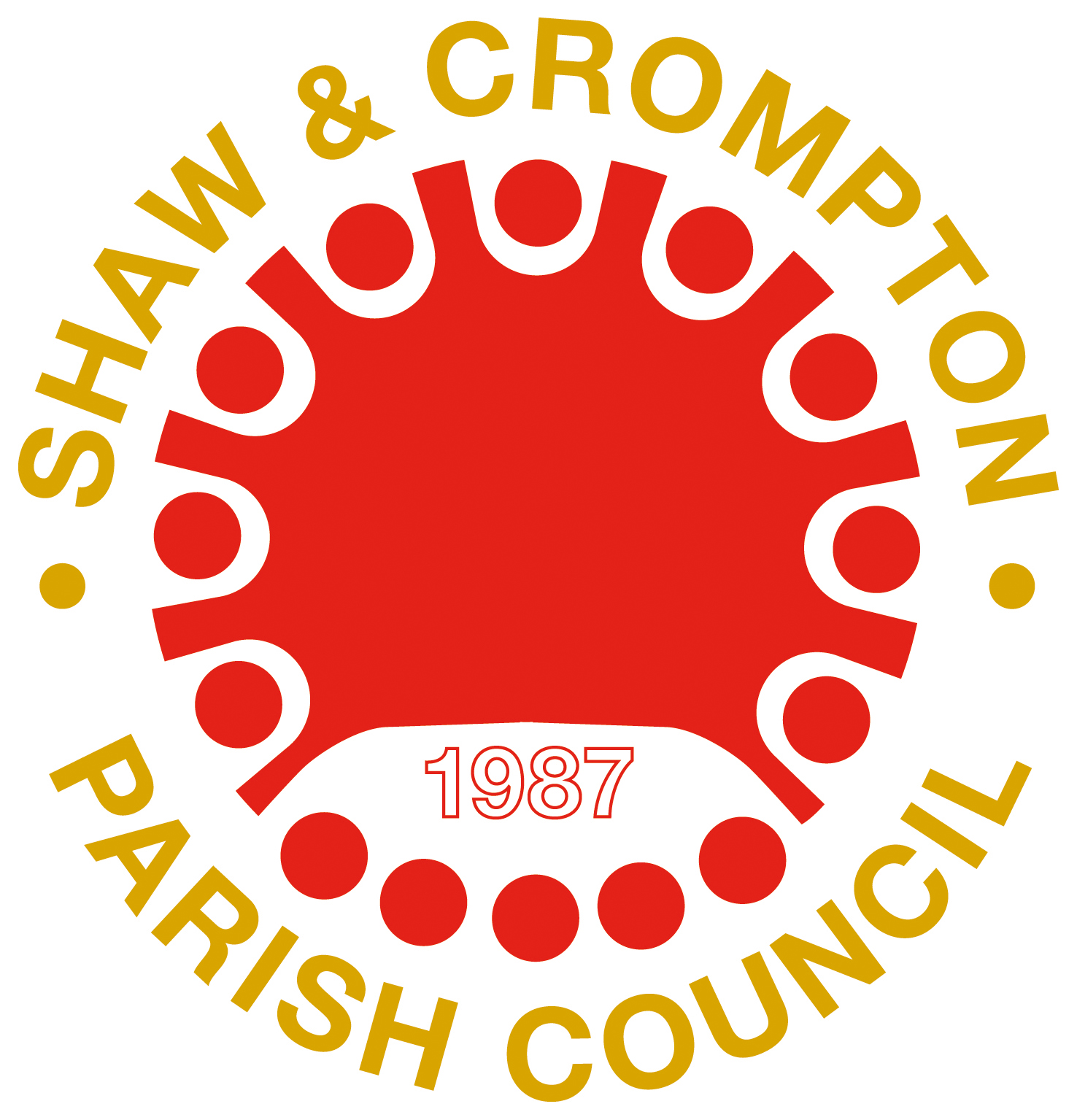Shaw and Crompton logo colour