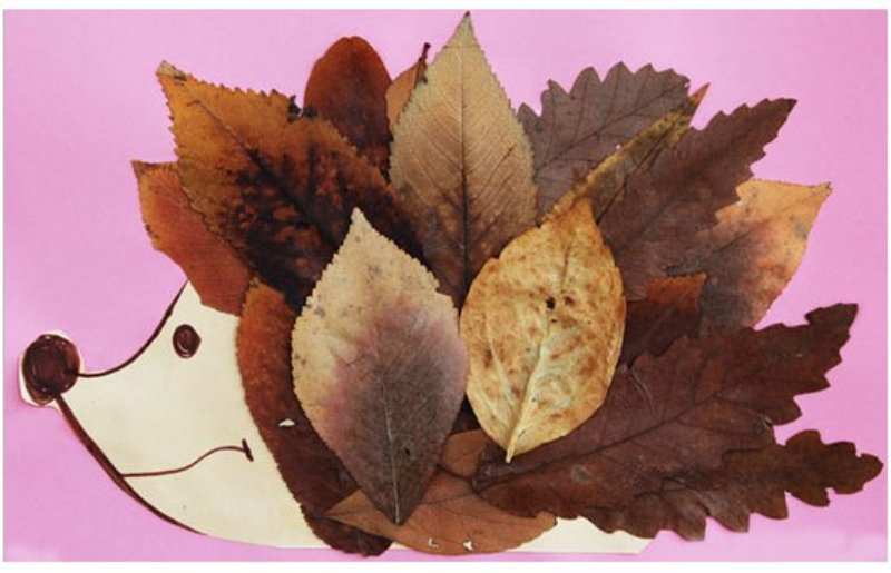 Cool-Kids-Craft-Ideas-From-Autumn-Leaves-2